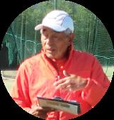 橋本秀男コーチ