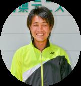 宗像貞治コーチ